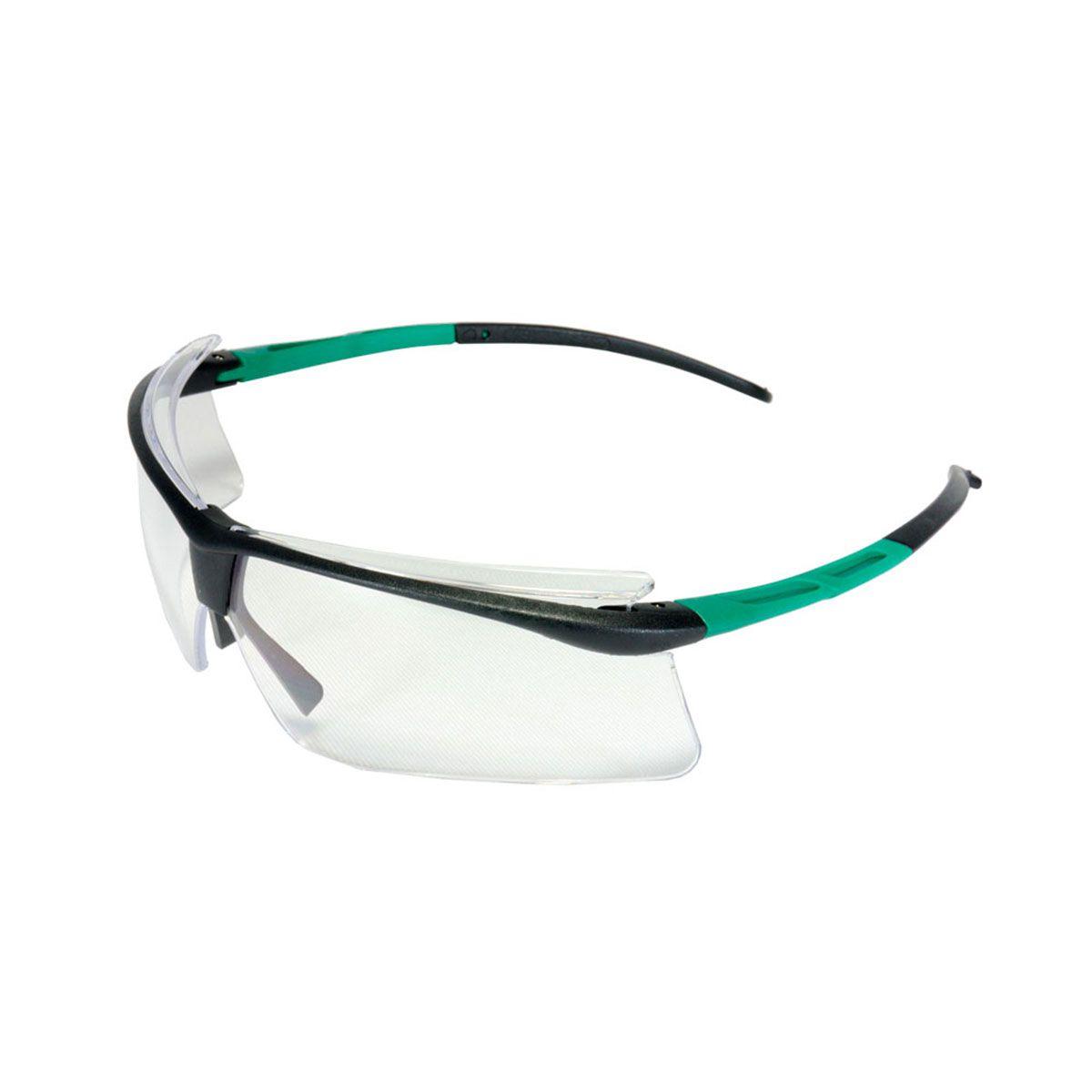 Óculos de Proteção Wind Carbografite Incolor Antiembaçante