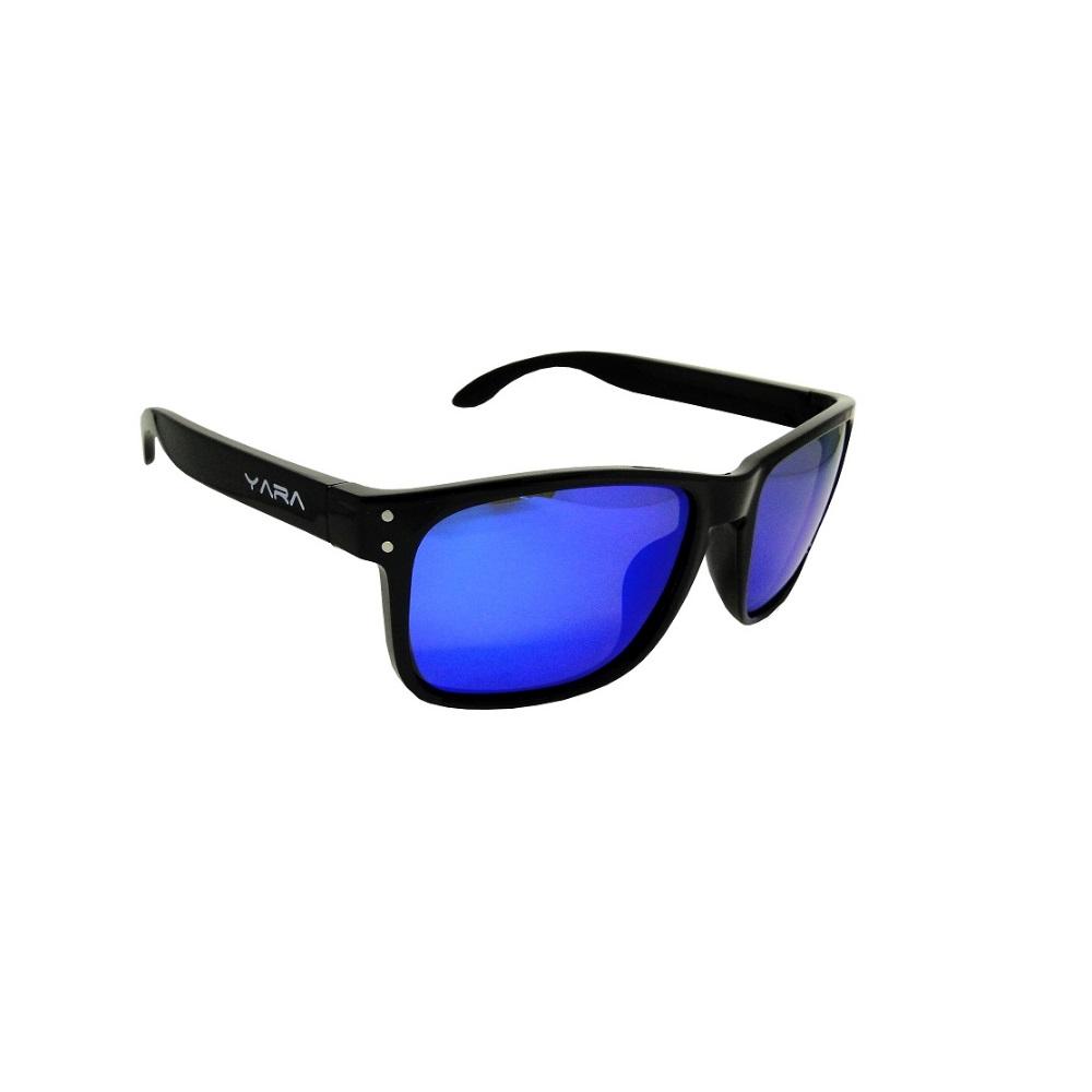 Óculos de Sol Polarizado Dark Vision 01592 Classic - Lente Azul Espelhado