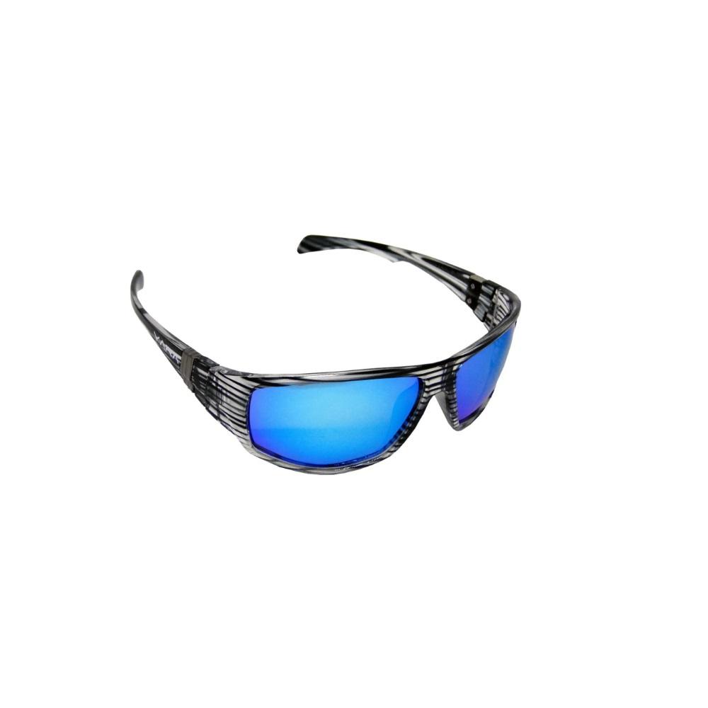 Óculos de Sol Polarizado Dark Vision 01851 Sport - Lente Azul Espelhado
