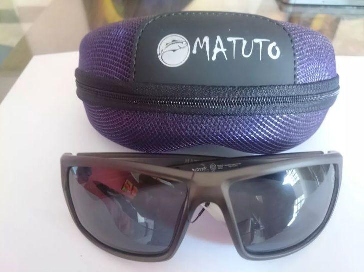 Óculos Polarizado Sportsman Rapala RVG 022F. Indisponível. PRODUTO  INDISPONÍVEL. Óculos Matuto Polarizado Cinza C  Lente Preta 8de5010344