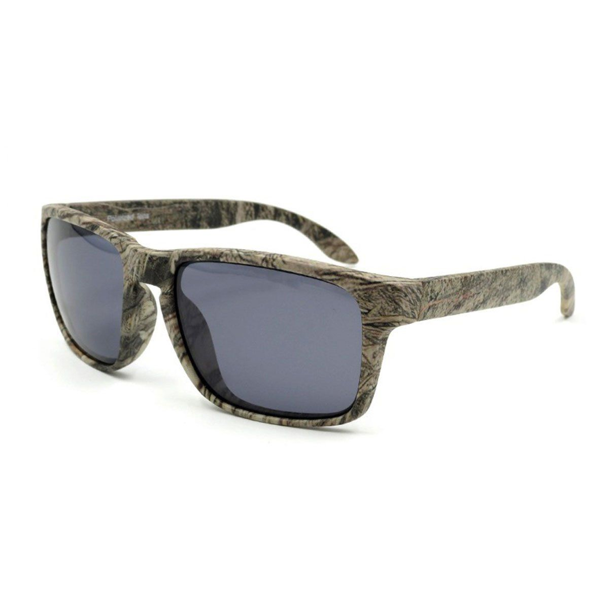 Oculos Polarizado Pro Tsuri Infinity Armacao Real Tree Camo - Lente Fume