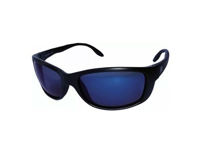 Óculos Polarizado Pro Tsuri Mako Armação Preto Fosco - Lente Azul
