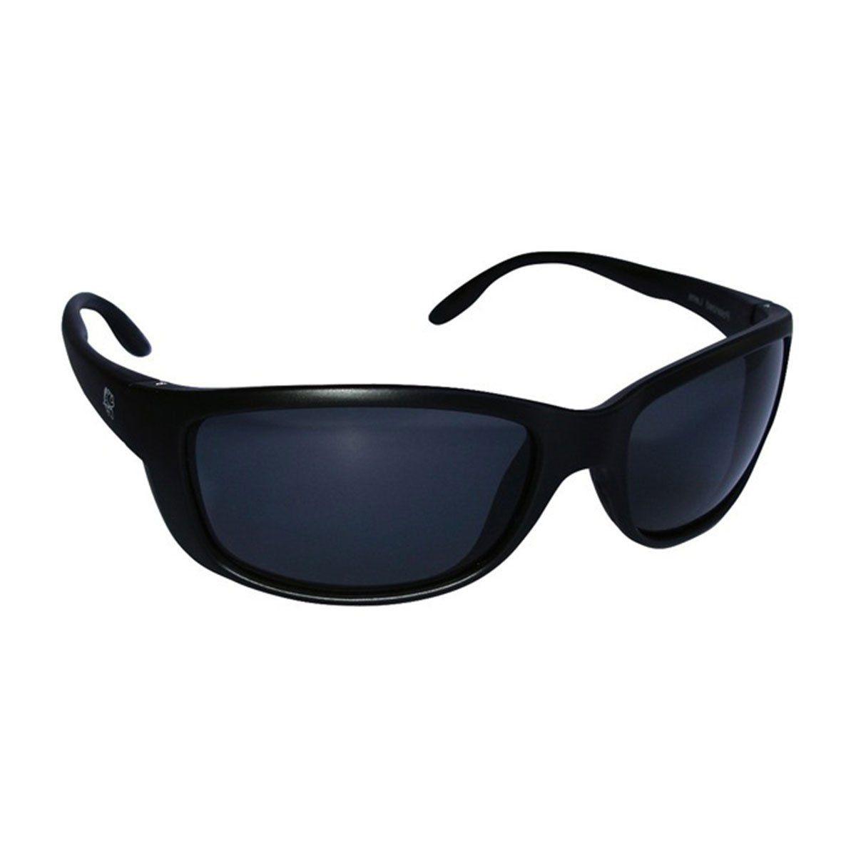 Óculos Polarizado Pro Tsuri Mako Armação Preto Fosco - Lente Fume