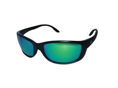 Oculos Polarizado Pro Tsuri Mako Armacao Preto Fosco - Lente Verde