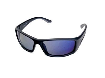Óculos Polarizado Pro Tsuri Venon Armação Preto Fosco - Lente Azul