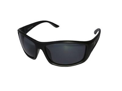 Oculos Polarizado  Pro Tsuri Venon Armacao Preto Fosco - Lente Fume