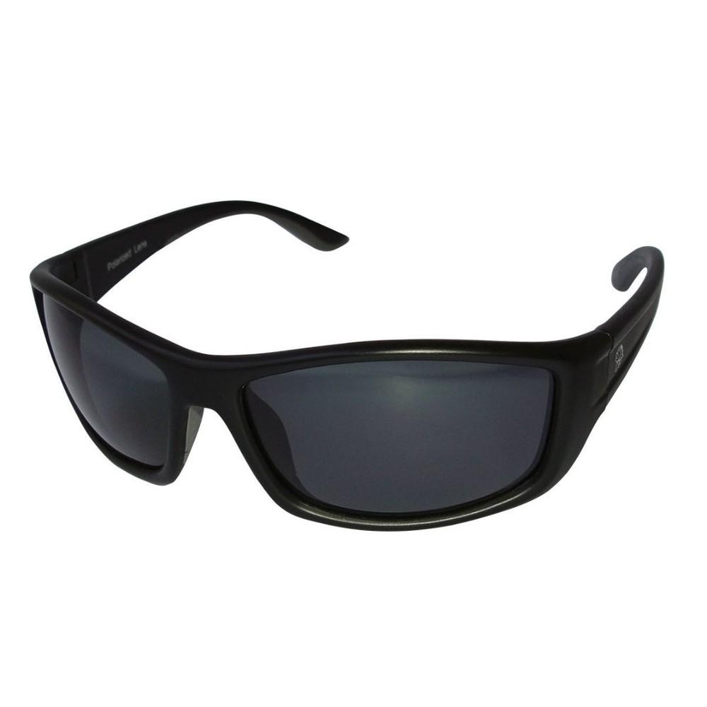 Oculos Polarizado  Pro Tsuri Venon Preto Fosco - Lente Fume