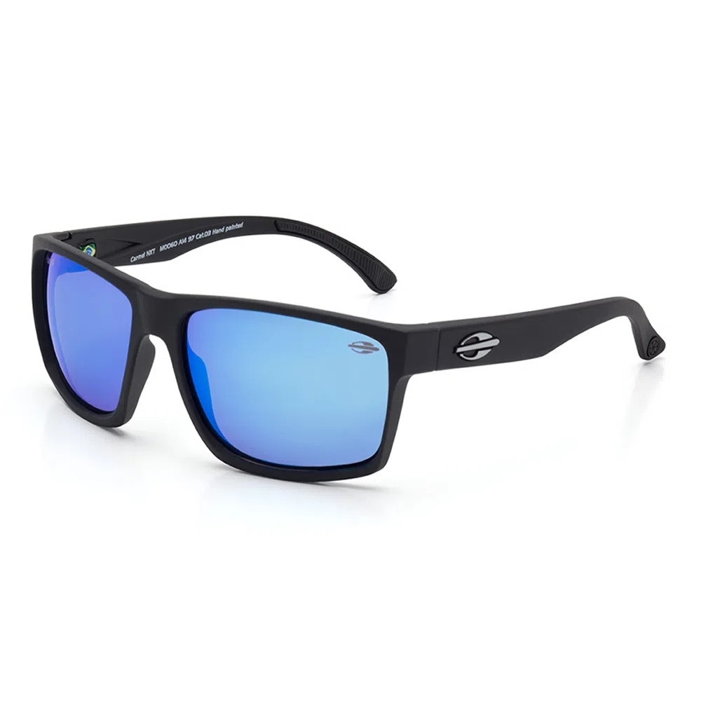 Oculos Sol Mormaii Carmel Nxt Preto Fosco