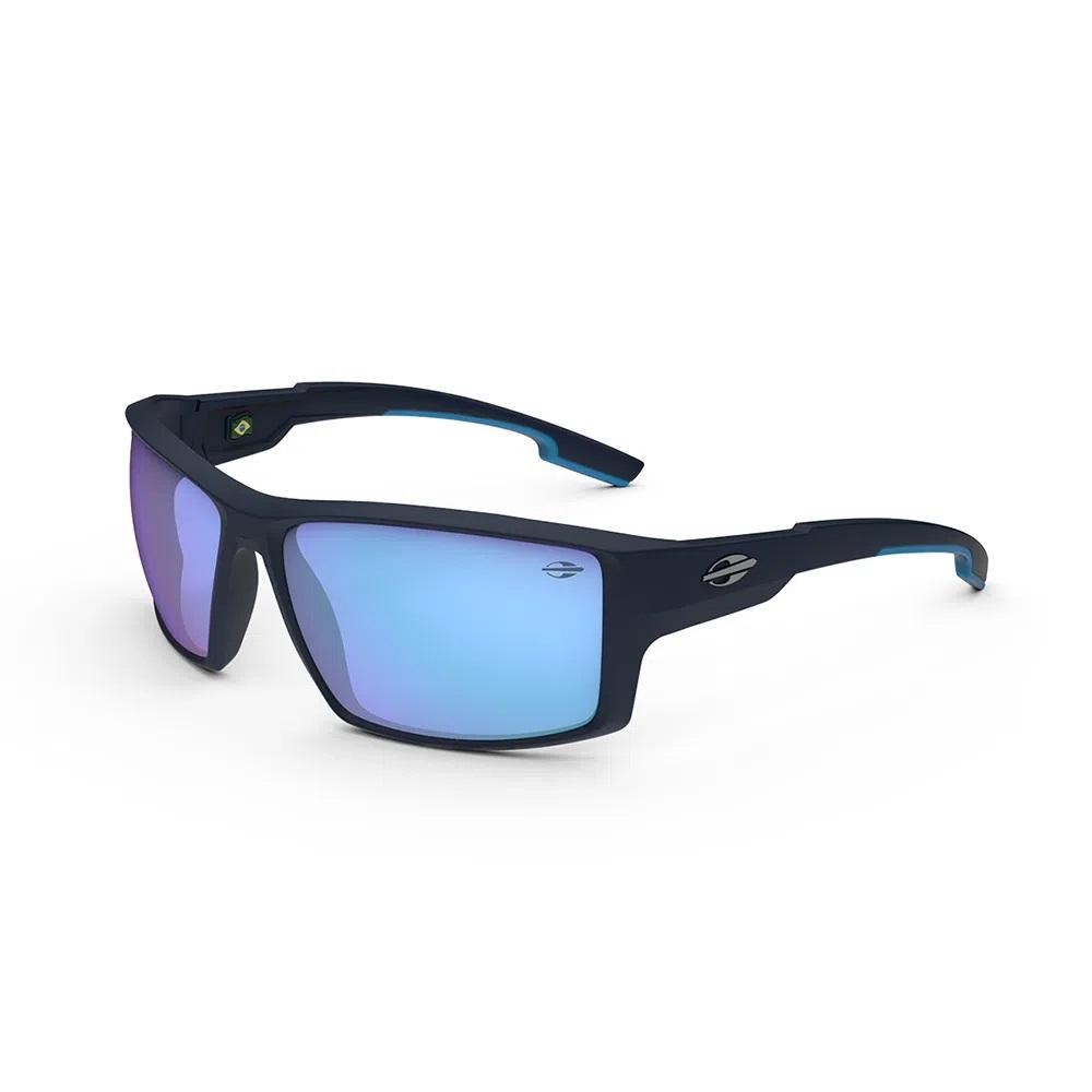 Oculos Sol Mormaii Joaca 4 Azul Escuro