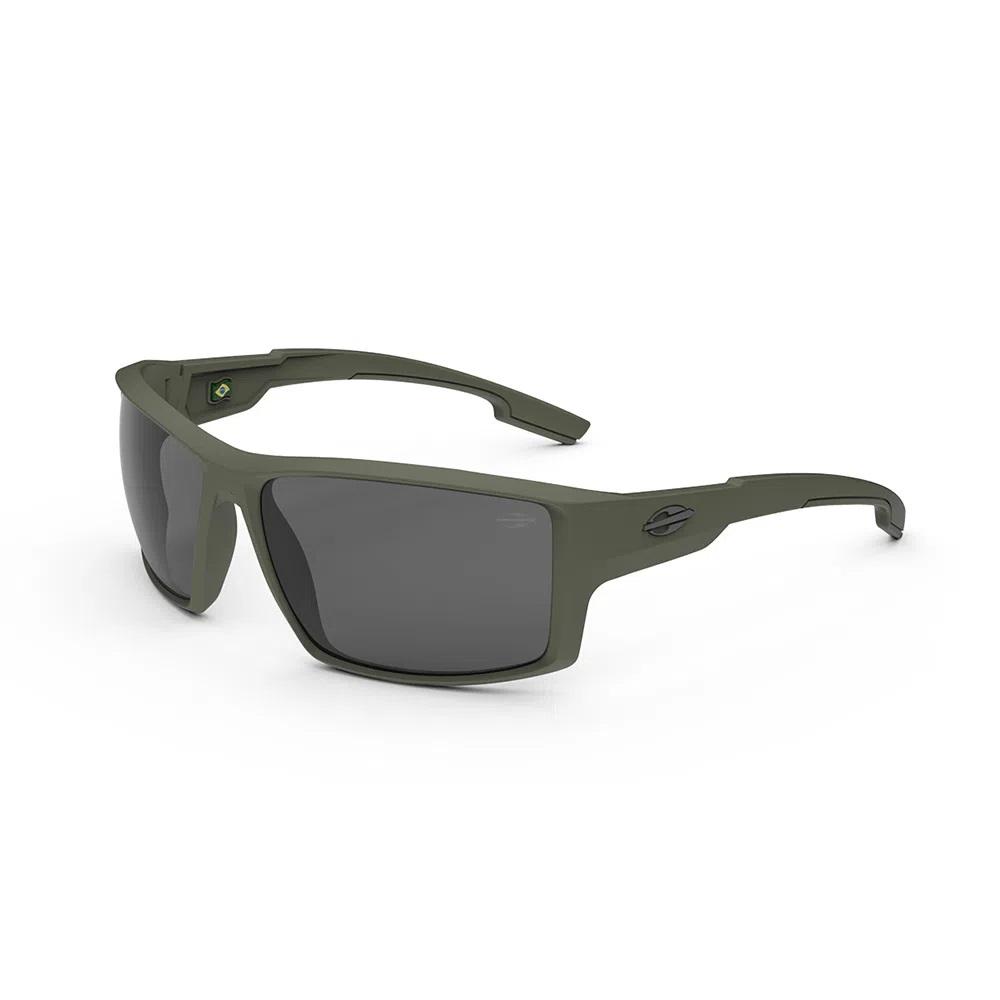Oculos Sol Mormaii Joaca 4 Verde Militar Fosco