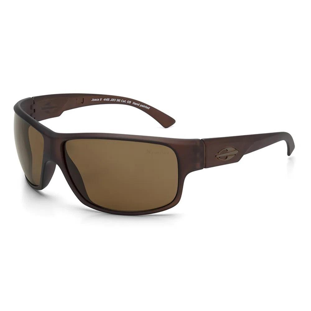Oculos Sol Mormaii Joaca Ii Marrom Fosco
