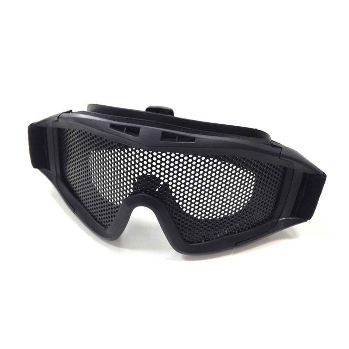 Óculos de Proteção Tático com Tela - Nautika