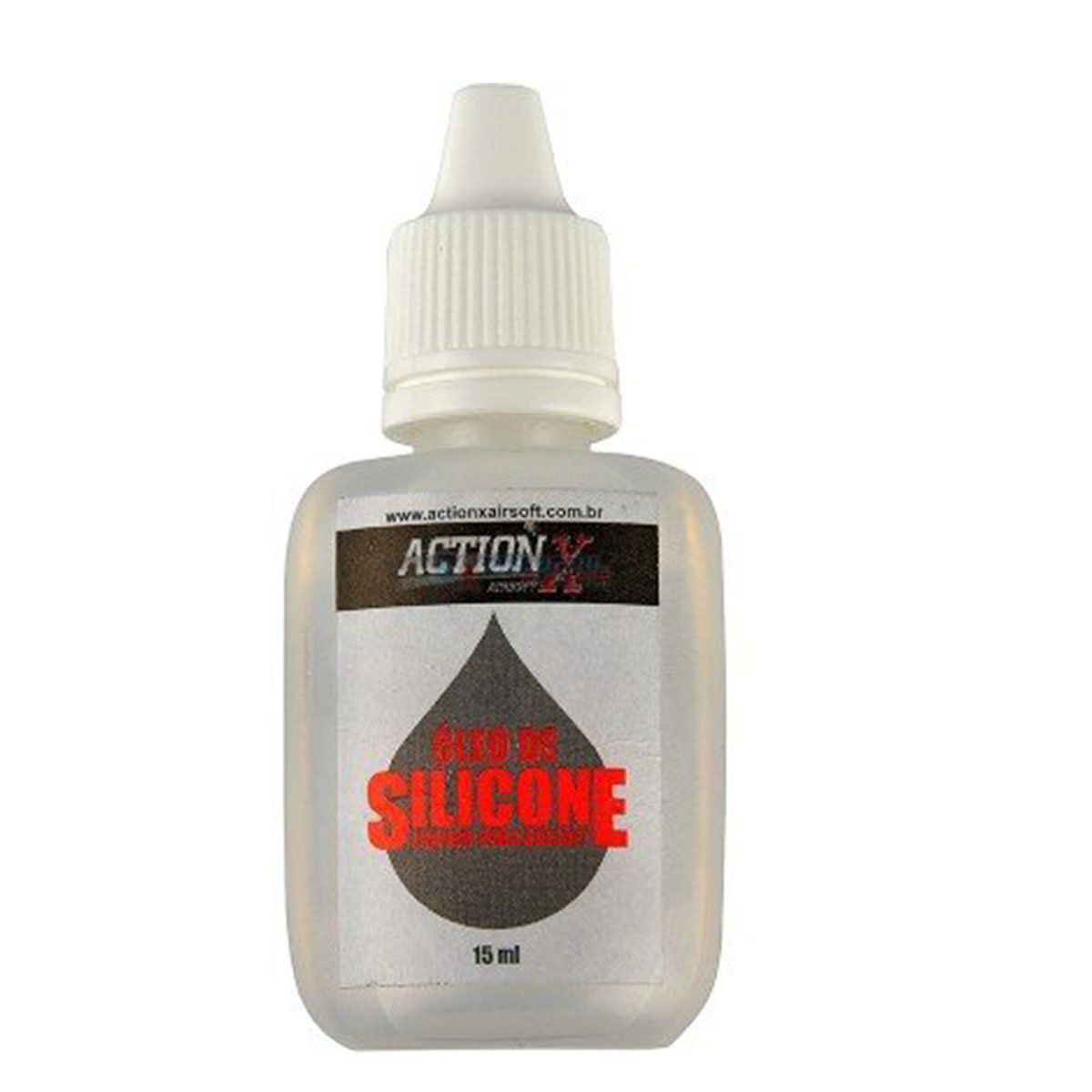 Óleo de Silicone Actionx Líquido P/ Airsoft