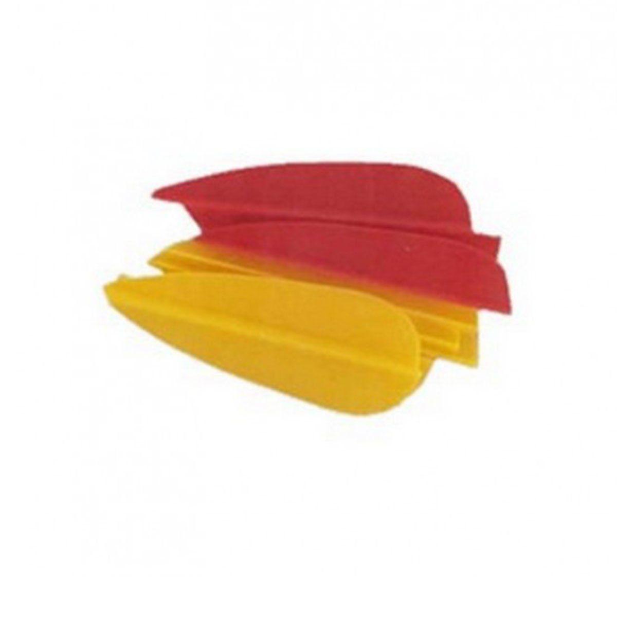 Penas em Nylon de 30 p / flechas