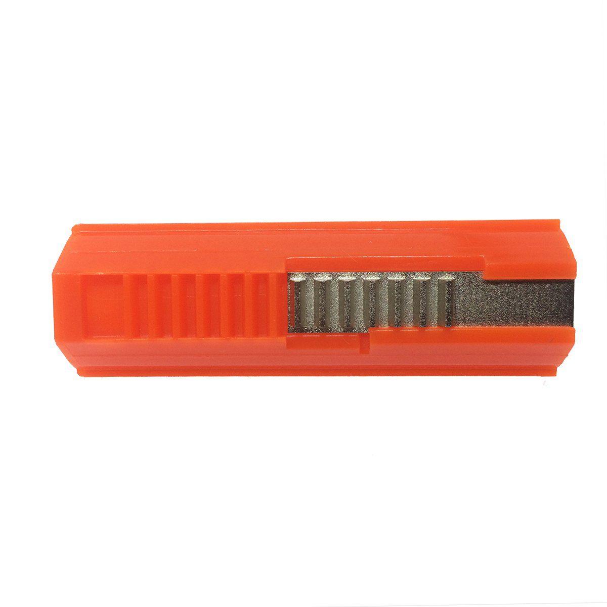 Pistão Para Gearbox 14 Dentes Com 7 Dentes de Aço Inox Element