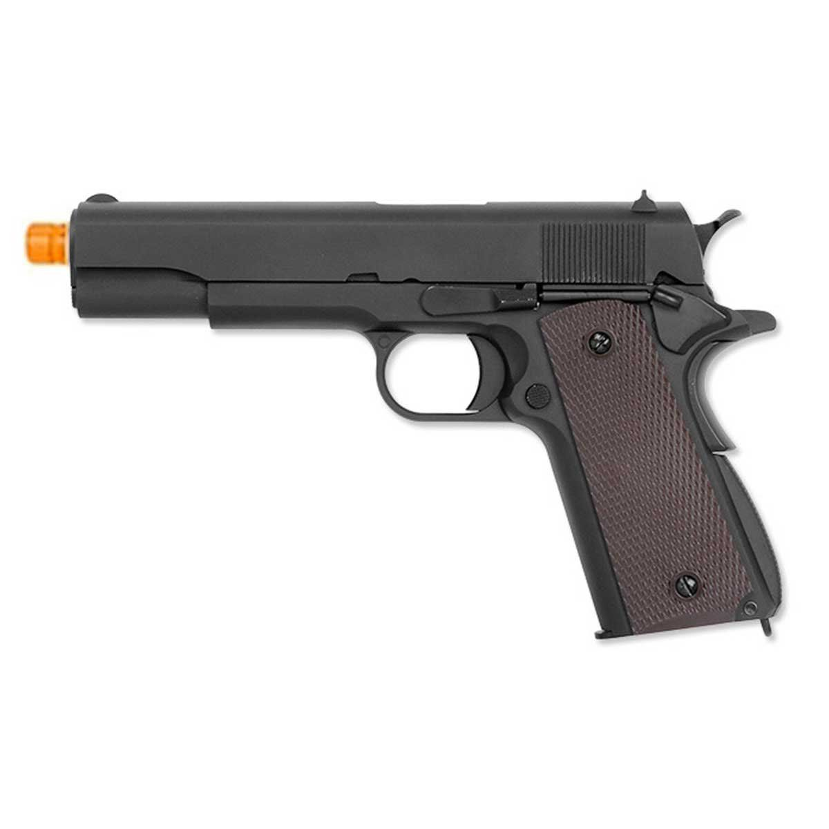 Pistola Airsoft 1911 A-Version Gen 2 Full Metal GBB - WE