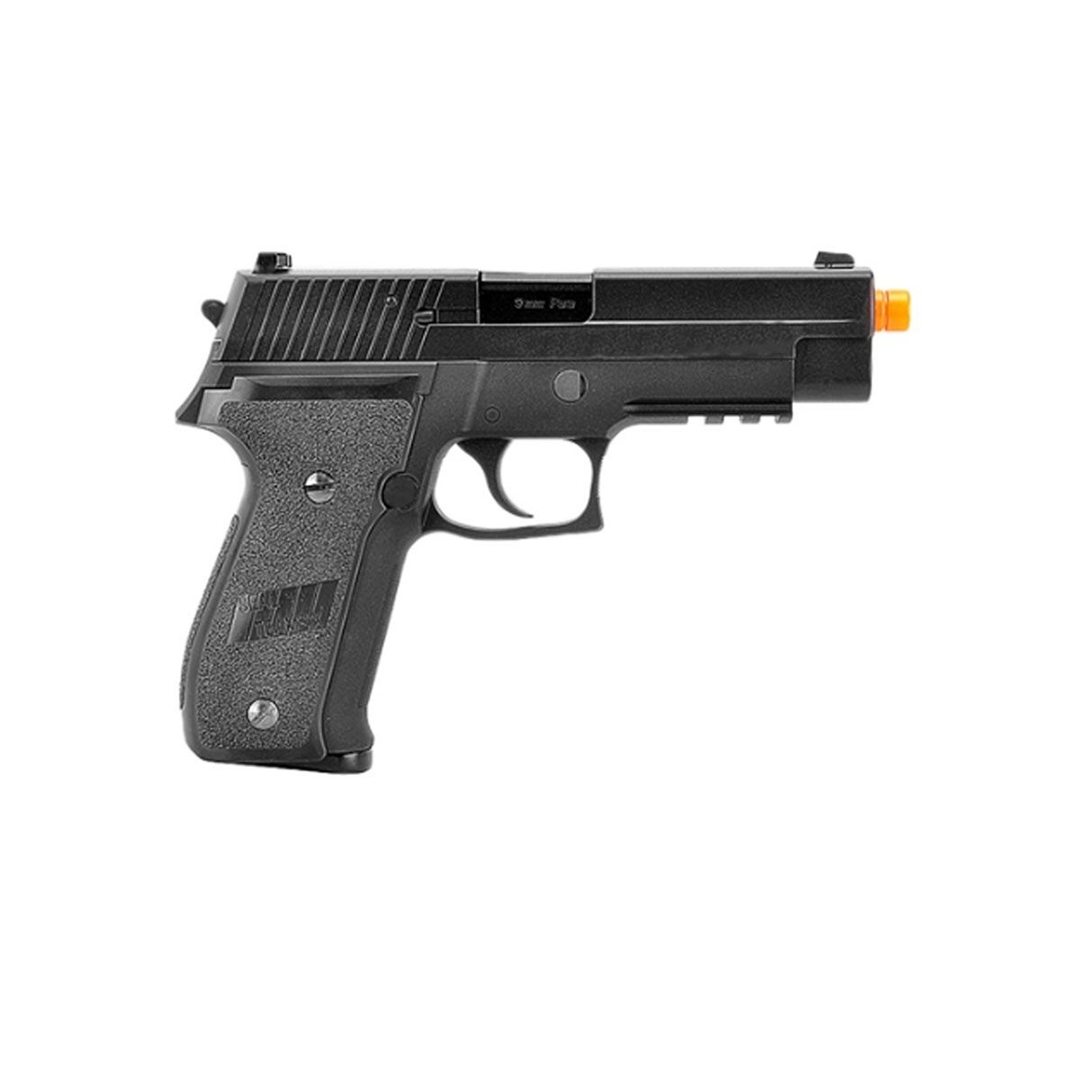 Pistola de Airsoft WE F226 Full Metal GBB NBB 6mm