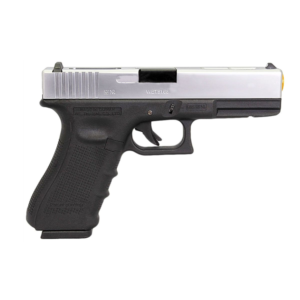 Pistola Airsoft G18B SV GEN 4 GBB - WE