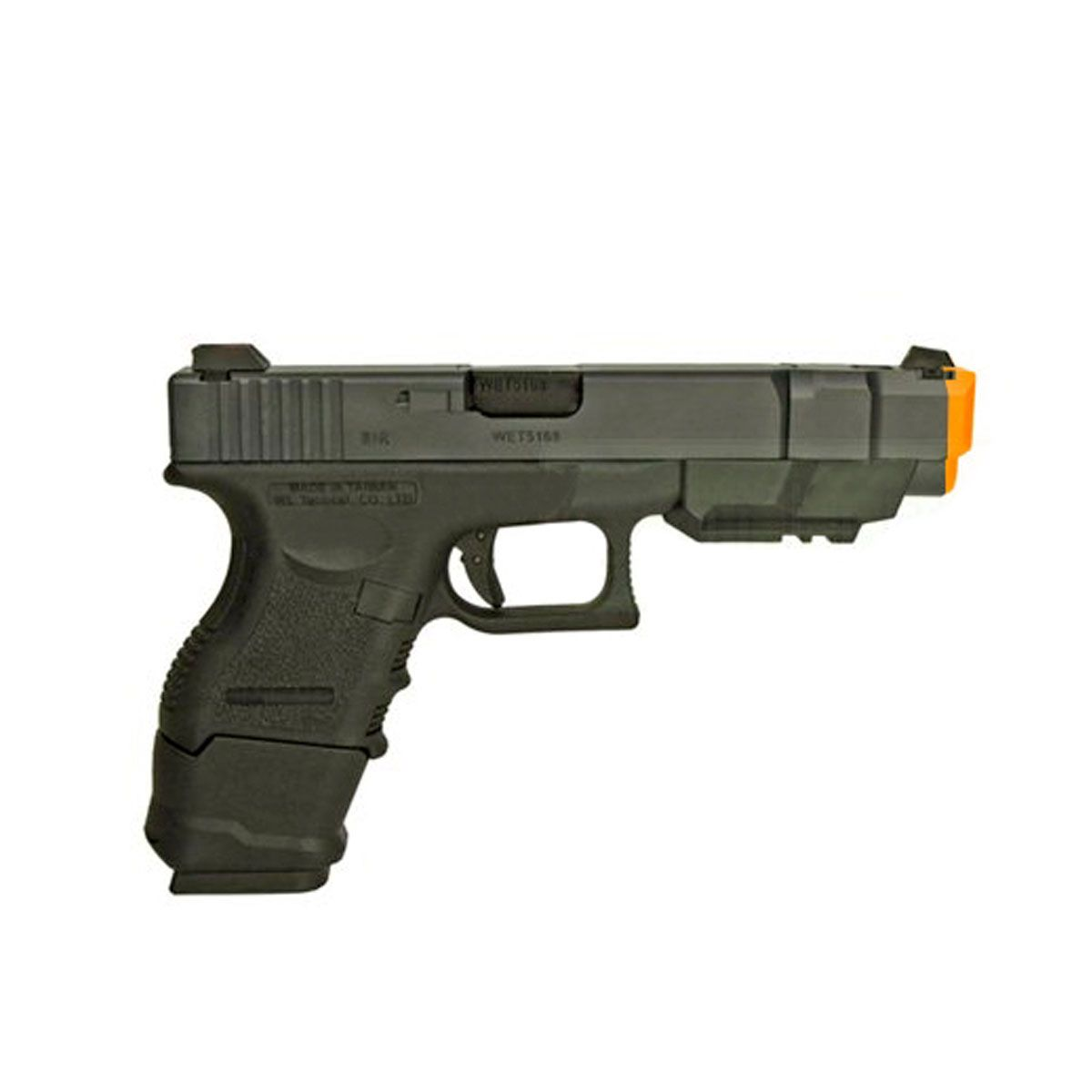 Pistola de Airsoft WE G26C Advance GBB 6mm