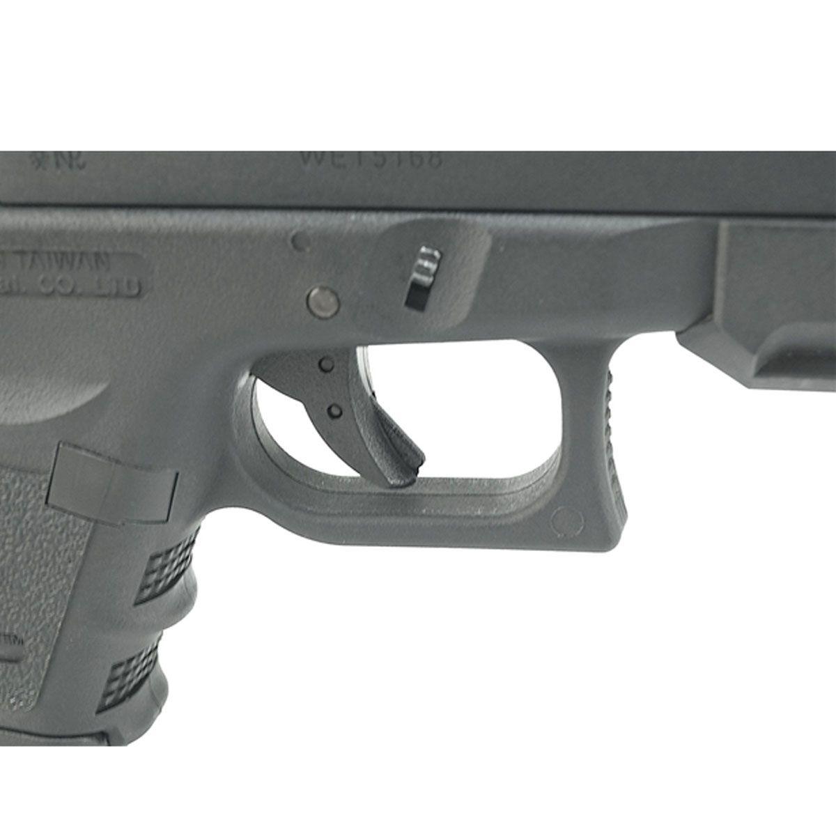 Pistola de Airsoft WE G26C Advance GBB 6mm