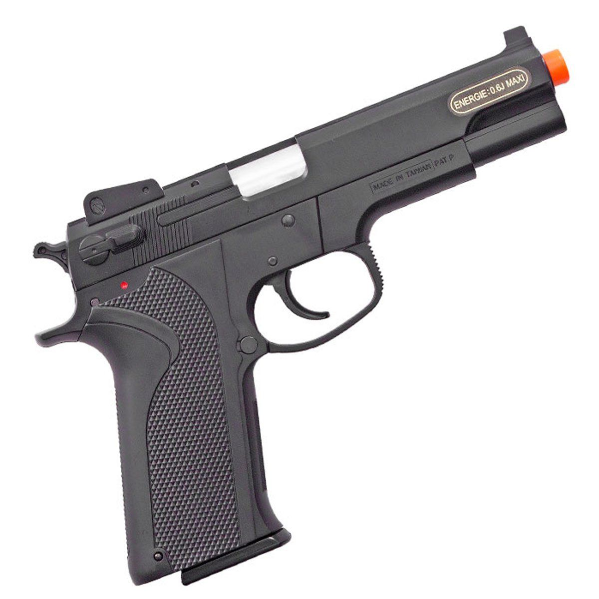 Pistola Airsoft KWC KA-14N 4505 Full Abs Spring 6mm