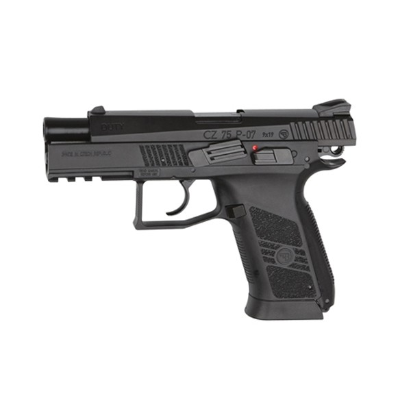 Pistola ASG CZ P-07 Duty Blowback CO2 - 4,5mm