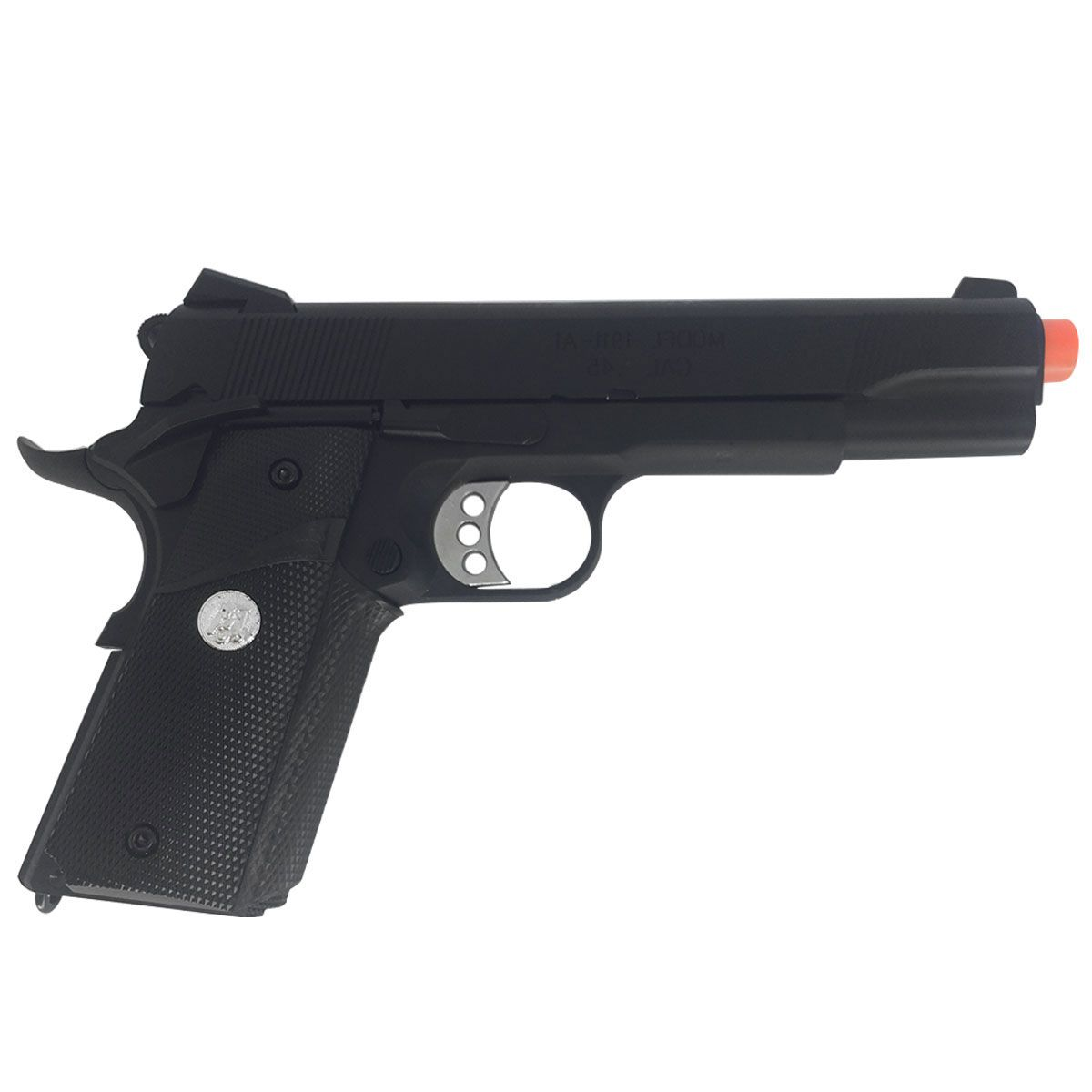 Pistola de Airsoft Army Armament 1911 R27 Full Metal GBB 6m