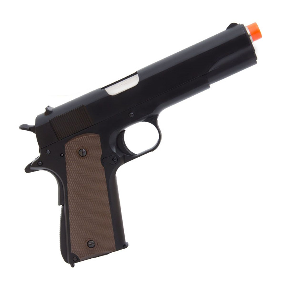 Pistola de Airsoft Army Armament M1911 A1 R31 Full Metal GBB