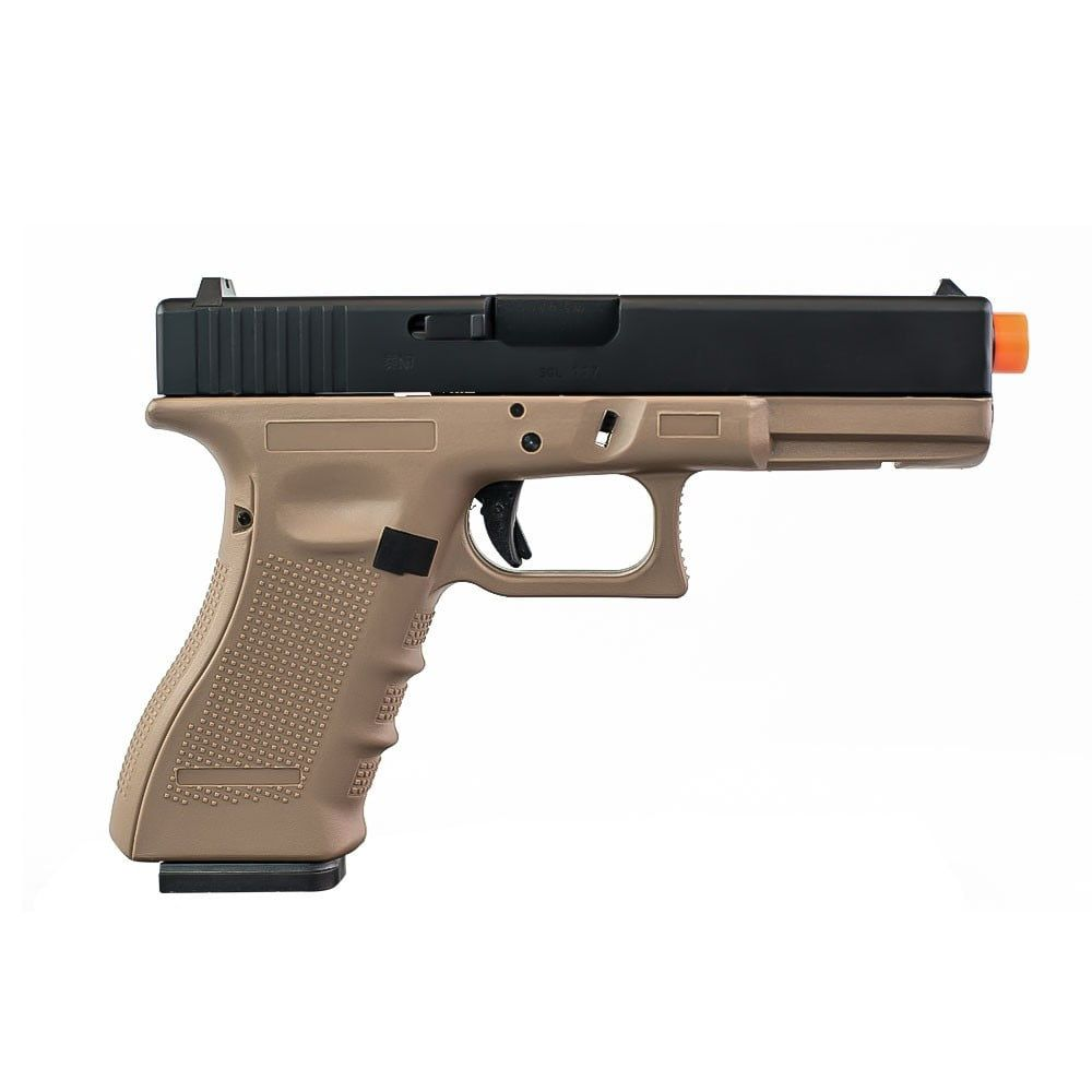 Pistola de Airsoft Army Armament R17 GBB 6mm Cor TAN