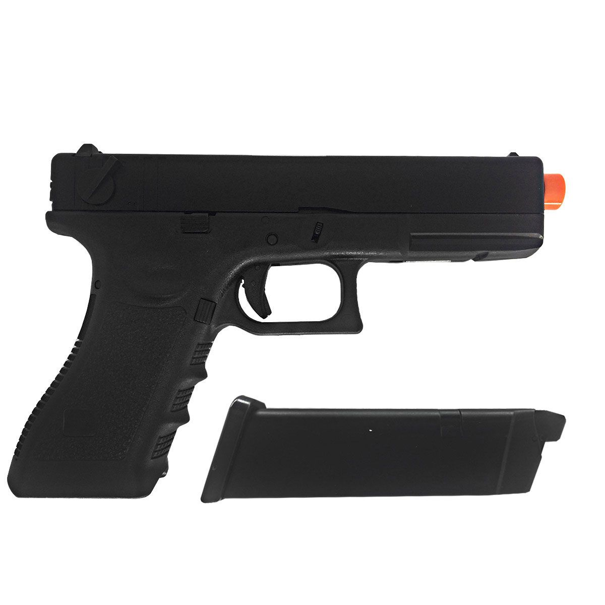 Pistola de Airsoft Army Armament R18 Slide Metal GBB 6mm