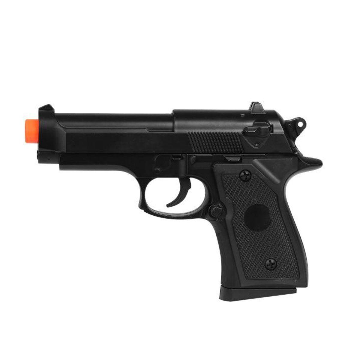 Pistola Airsoft Cyma ZM21 Beretta Full Metal Compact Spring