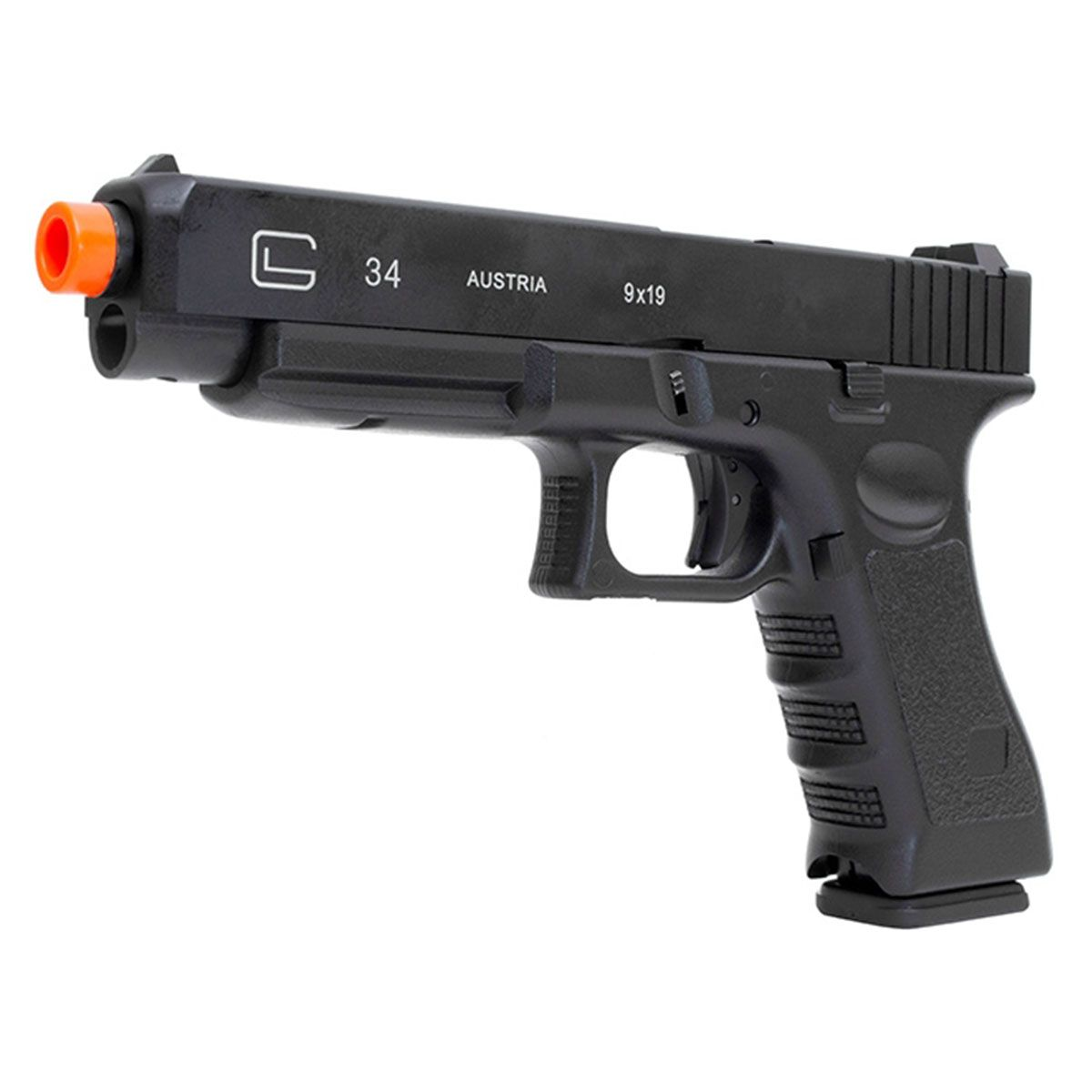 Pistola de Airsoft Double Bell DB-765 Full Metal GBB 6m