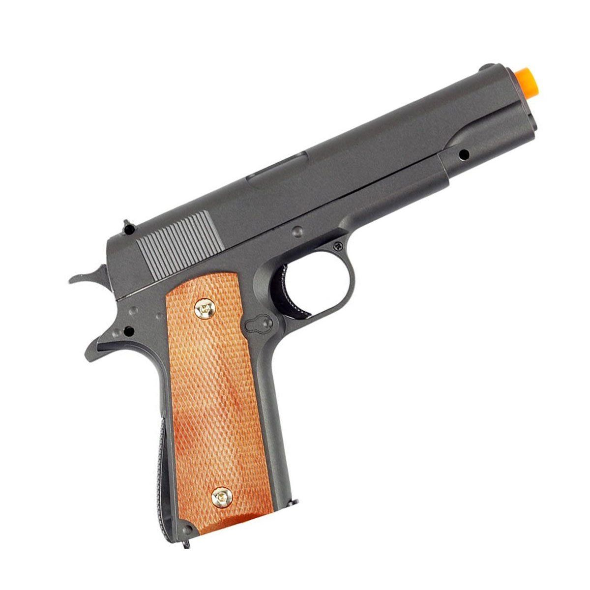 Pistola de airsoft G13 Colt 1911 full metal 6mm Galaxy
