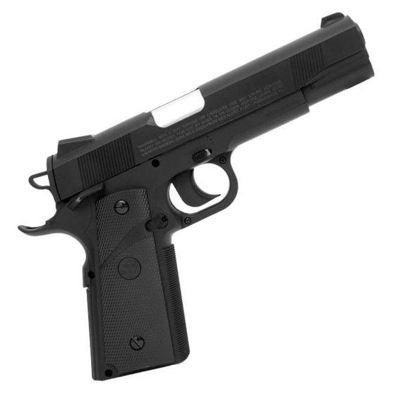 Pistola de Airsoft Gamo Red Alert RD-1911 CO2 4,5MM BlowBlack