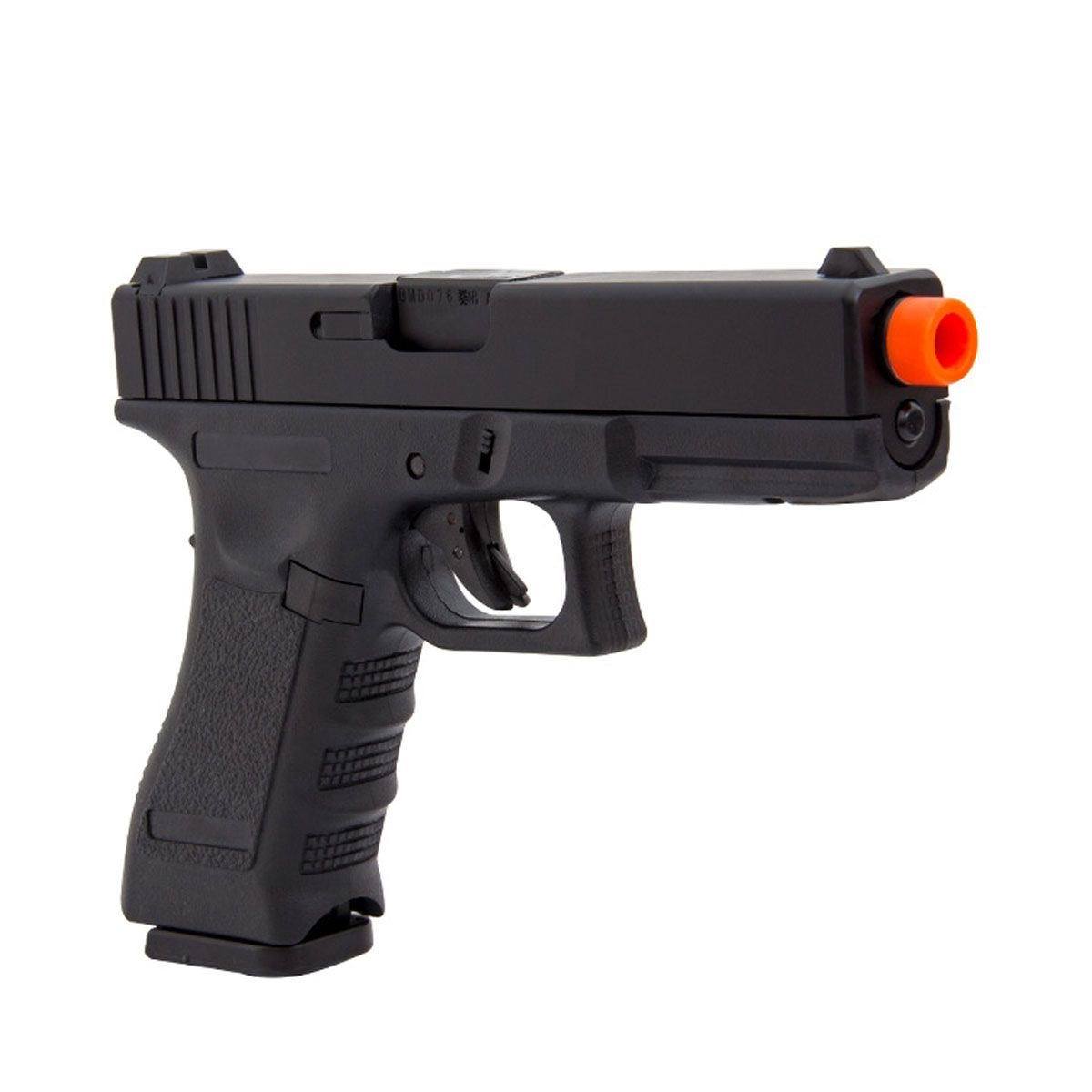 Pistola Airsoft Army Armament Glock R17 Black Blowback GBB 6mm