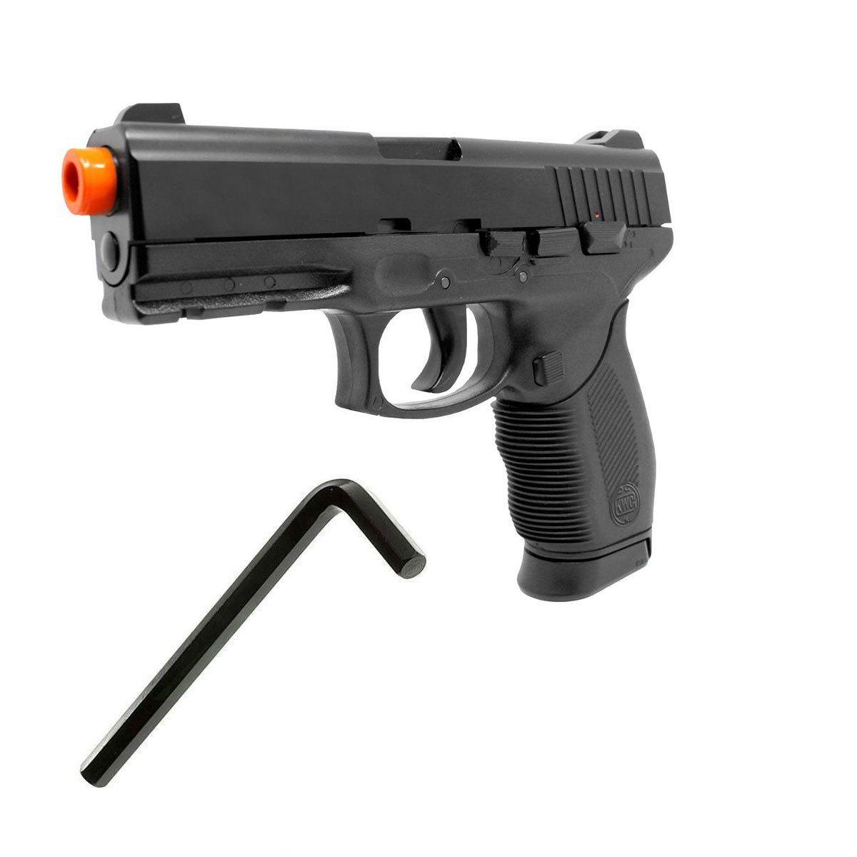 Pistola de Airsoft KWC 24/7 GNB CO2 6mm
