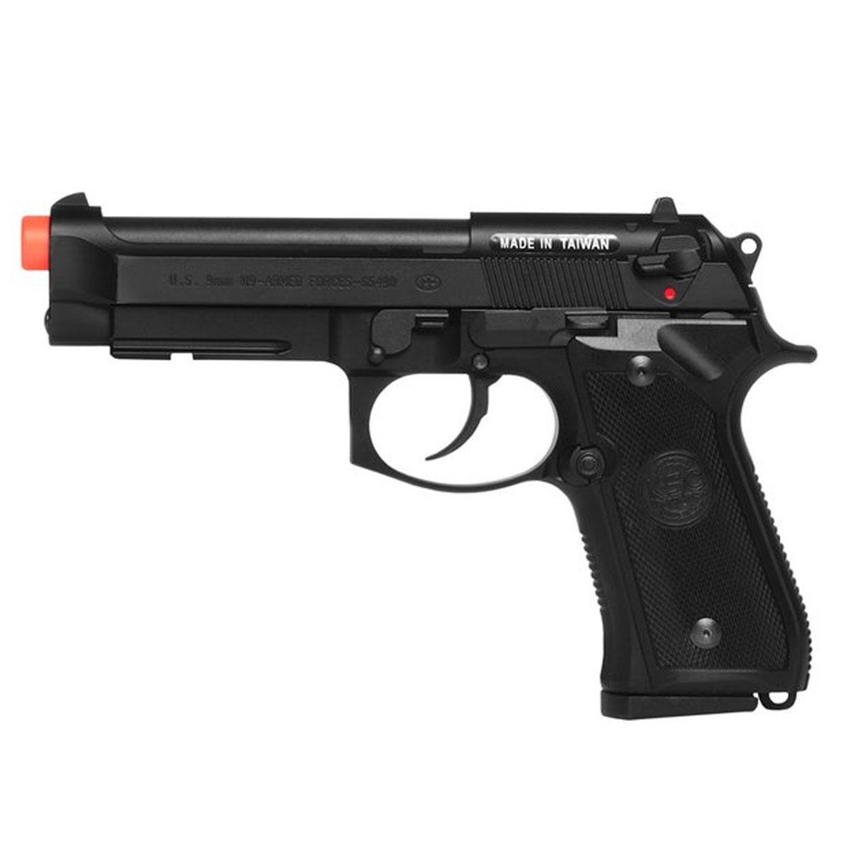 Pistola de Airsoft M9A1 KSC a gás GBB Blowback Green Gás