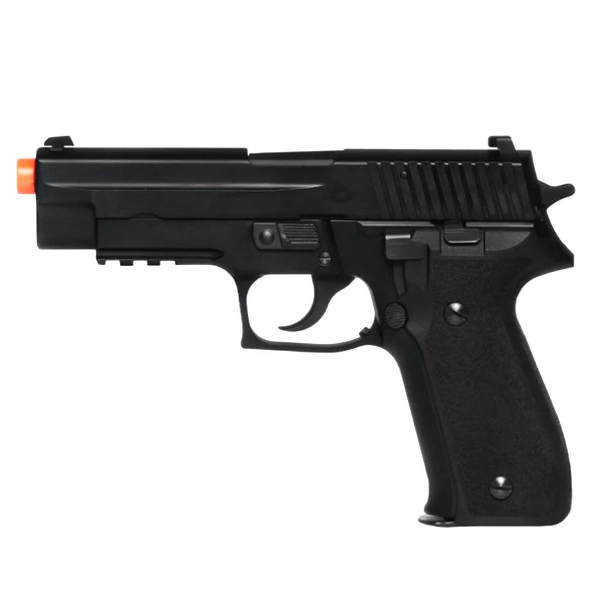 Pistola de Airsoft P226R KSC SIG SAUER Green Gás Blowback
