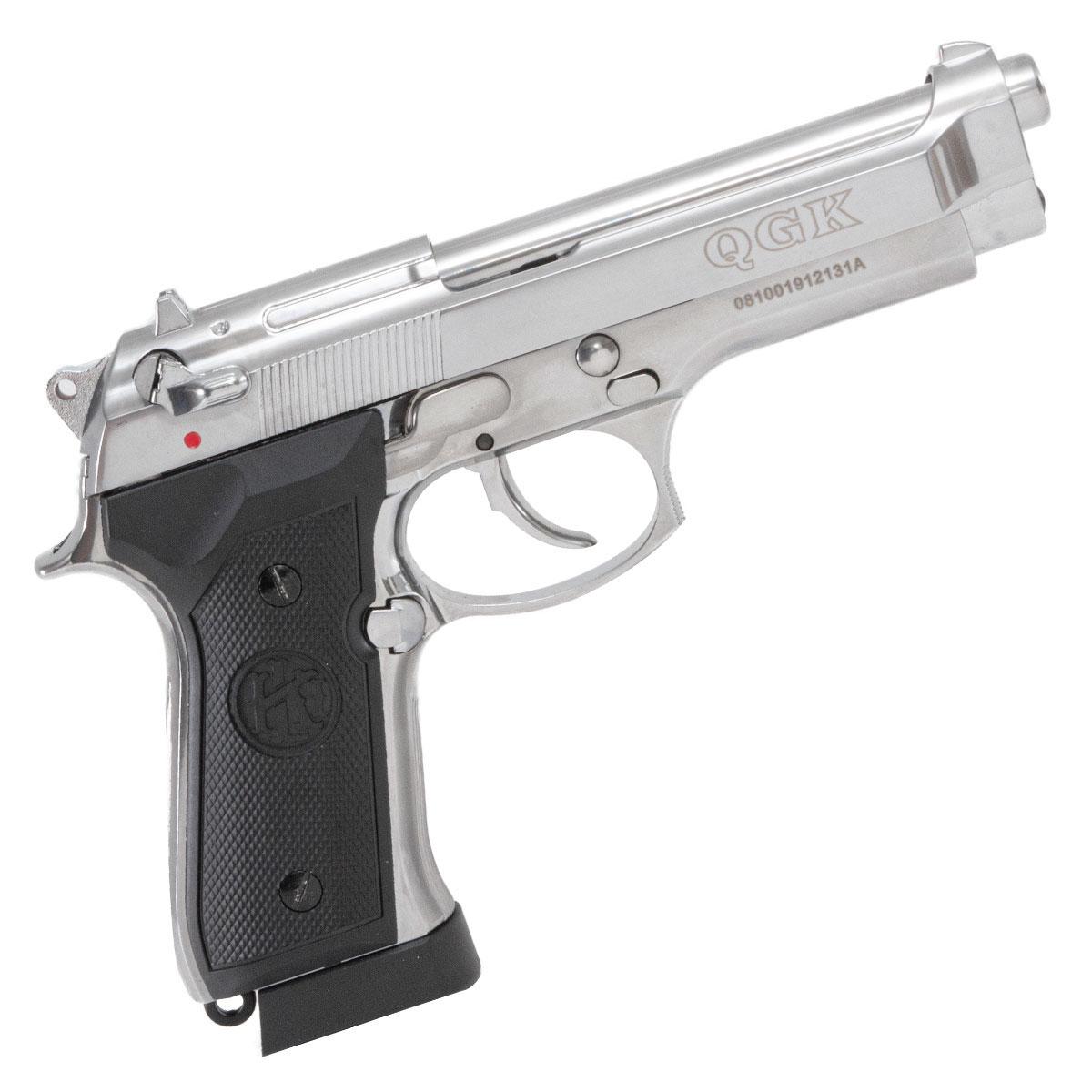 Pistola de Pressão QGK KL92 S GBB 4.5mm