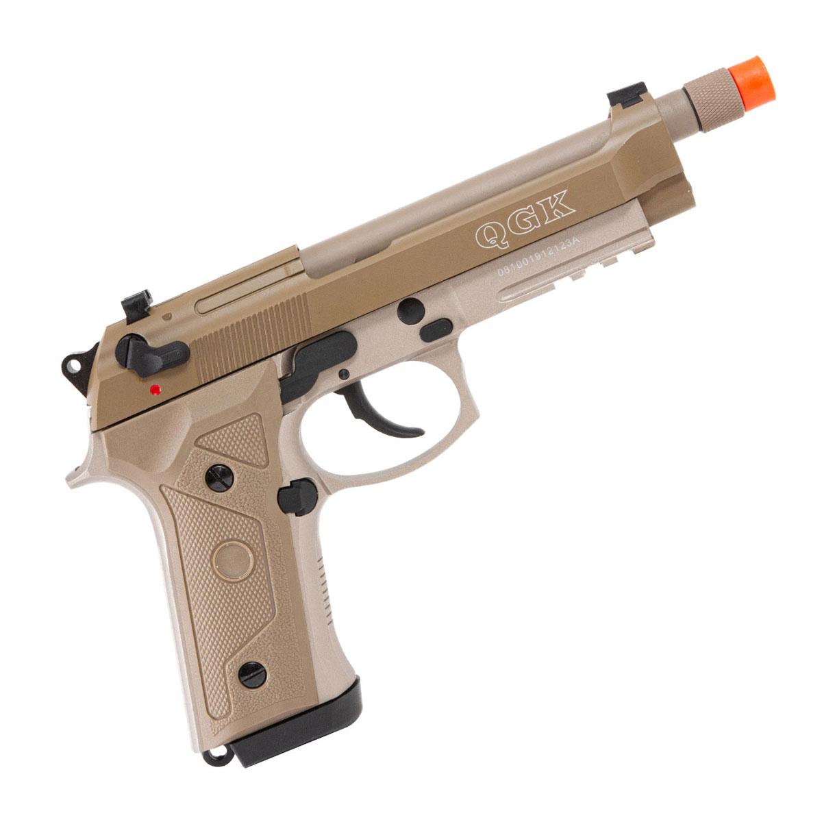 Pistola de Airsoft QGK M9A3 GBB