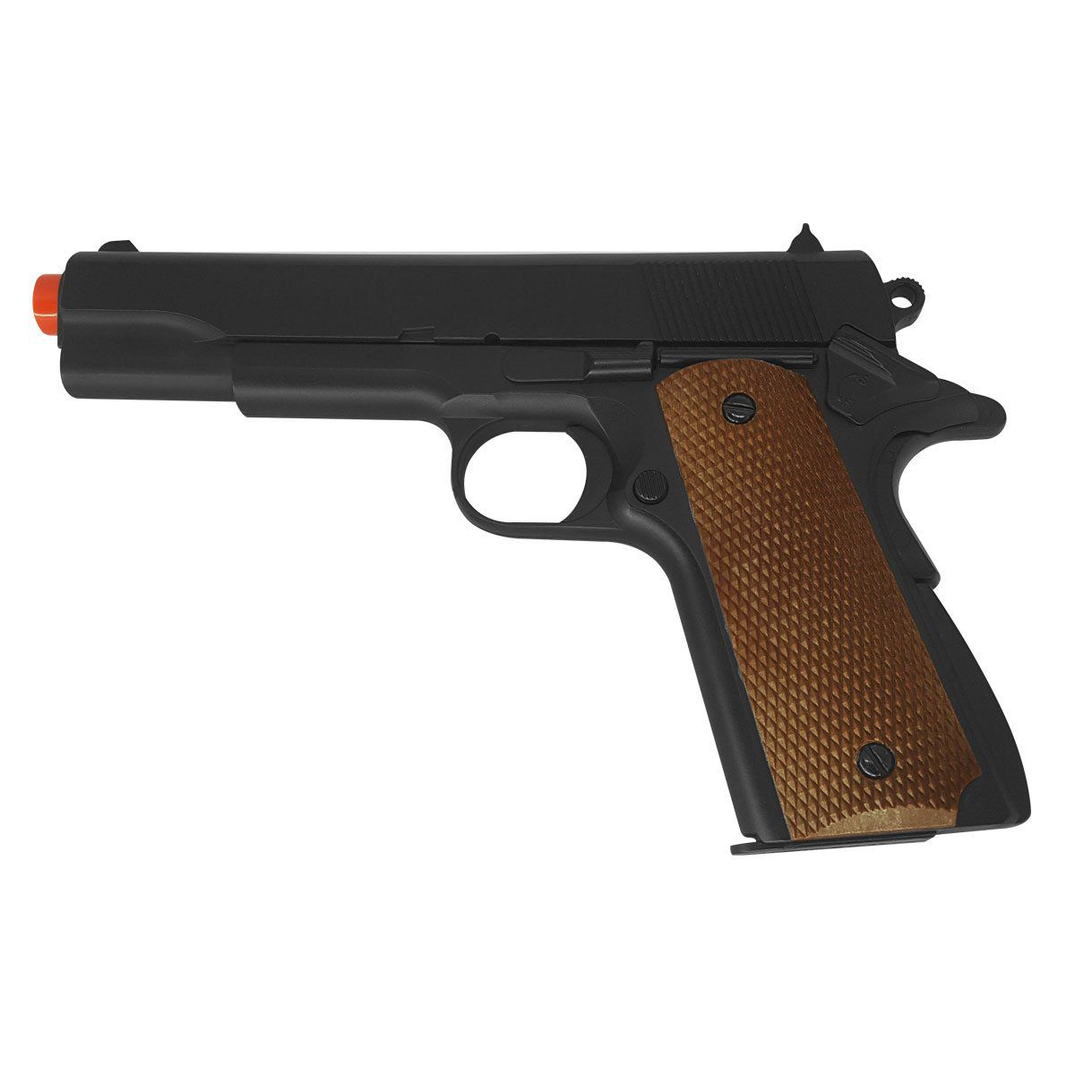 Pistola de Airsoft Cybergun 1911 A1 Heavy Weight Spring 6mm