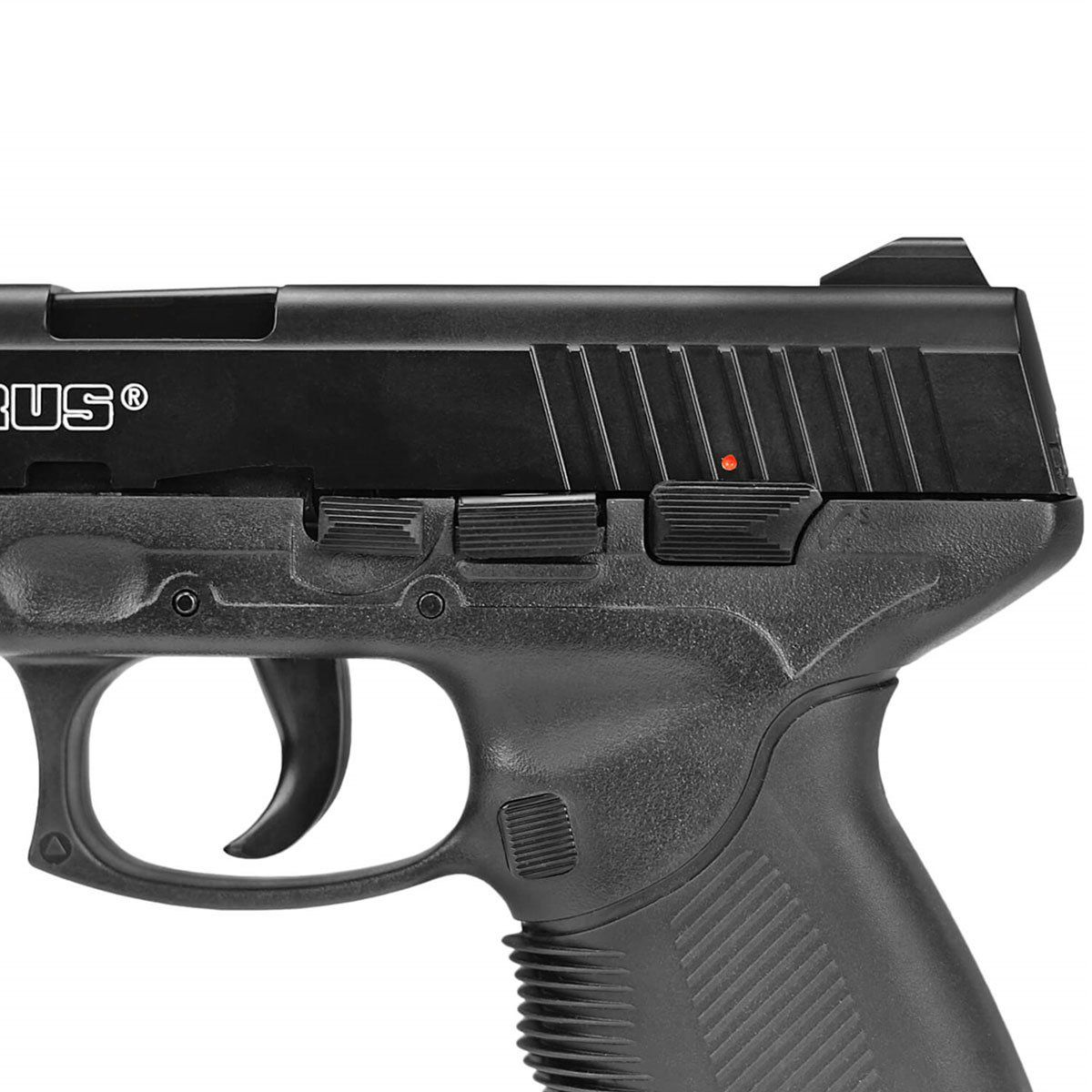 Pistola de Airsoft Cybergun Black 24/7 Spring 6mm