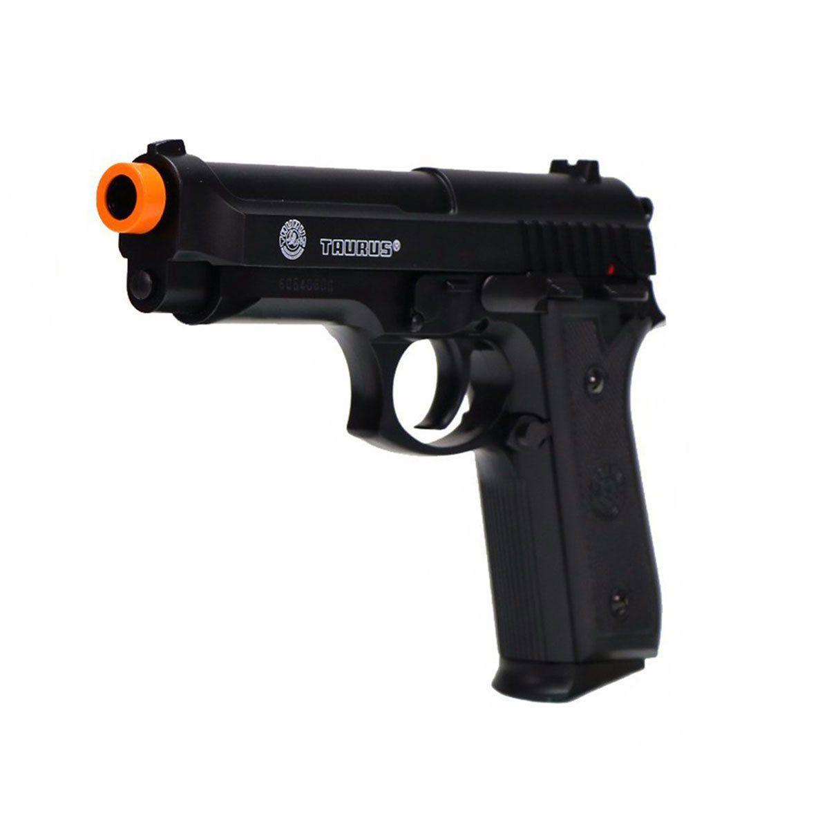 Pistola de Airsoft Spring Taurus PT92 Slide Metal 6M