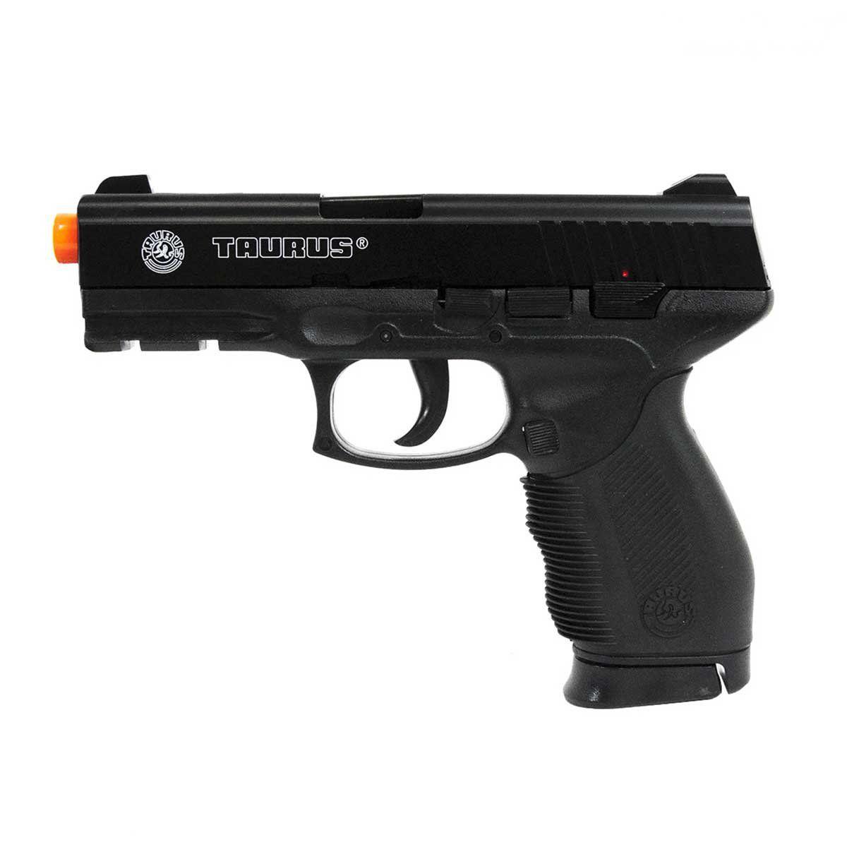 Pistola de Airsoft Taurus Cybergun 24/7 6mm + Magazine Extra