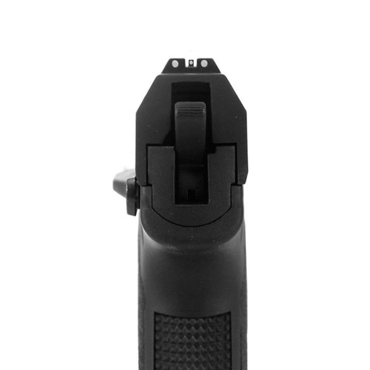 Pistola Airsoft CYMA USP CM.125 Slide Metal Elétrica Bivolt