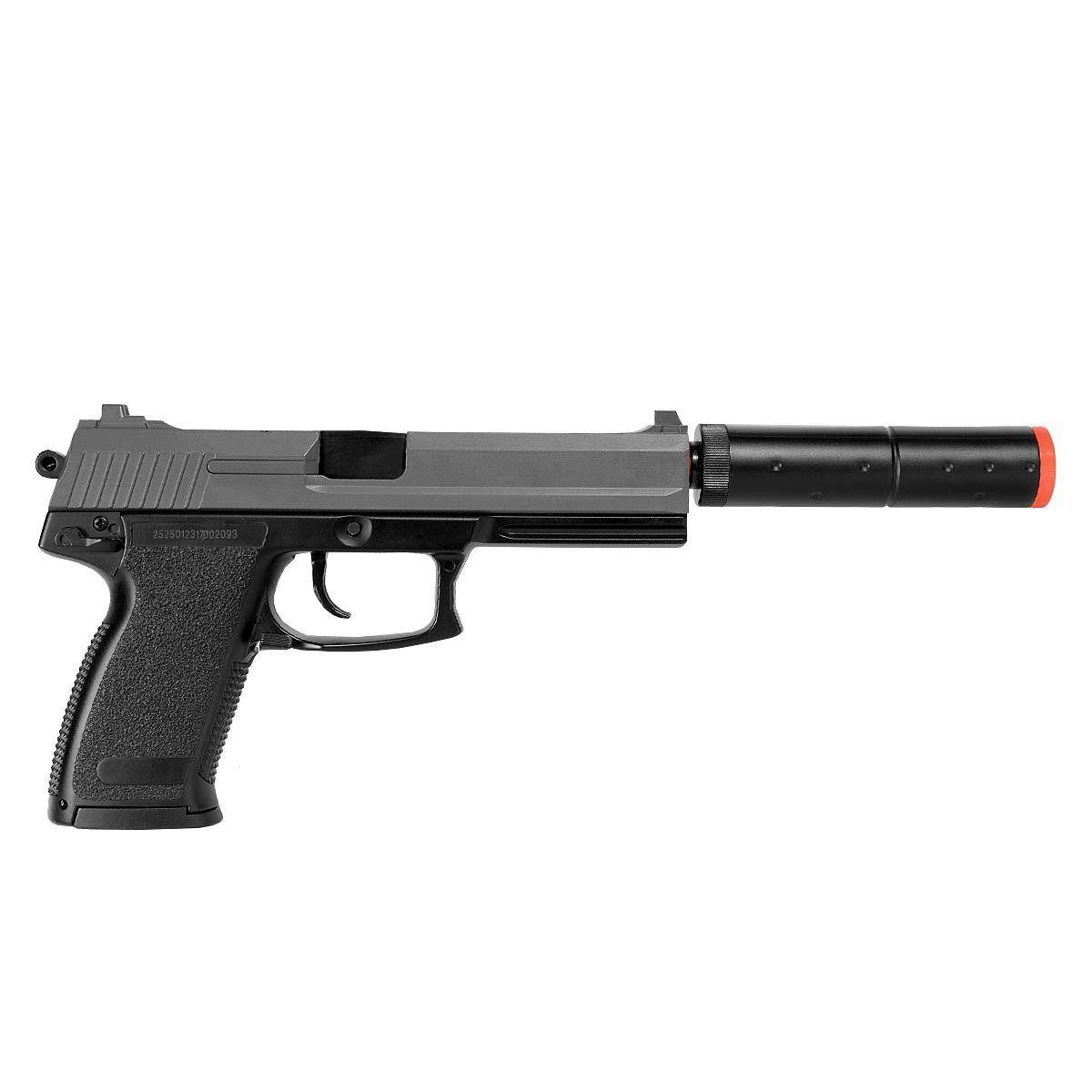 Pistola de Airsoft USP M23 Cal 6,0 mm Double Eagle