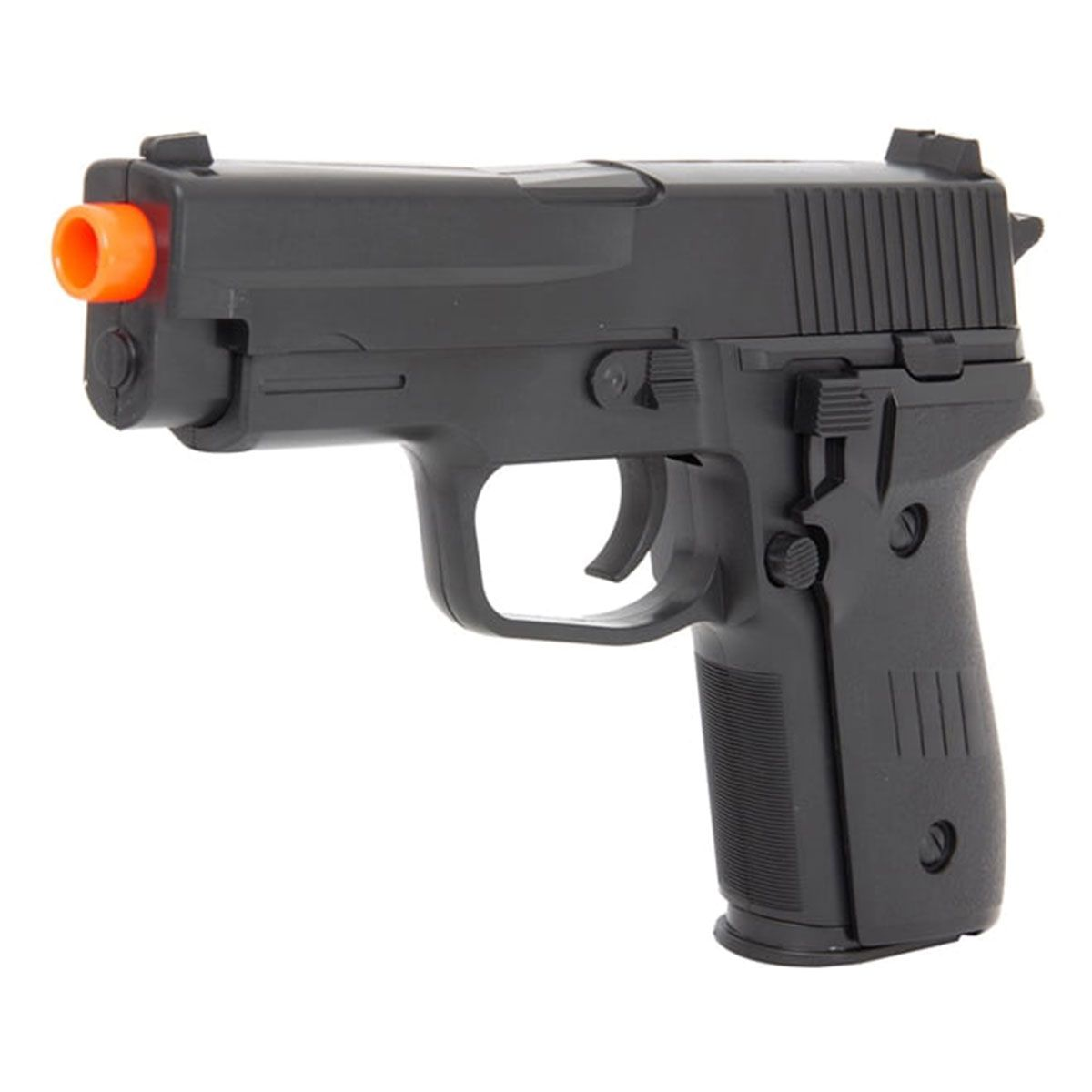Pistola de Airsoft VG P226 2124 Mola Calibre 6mm