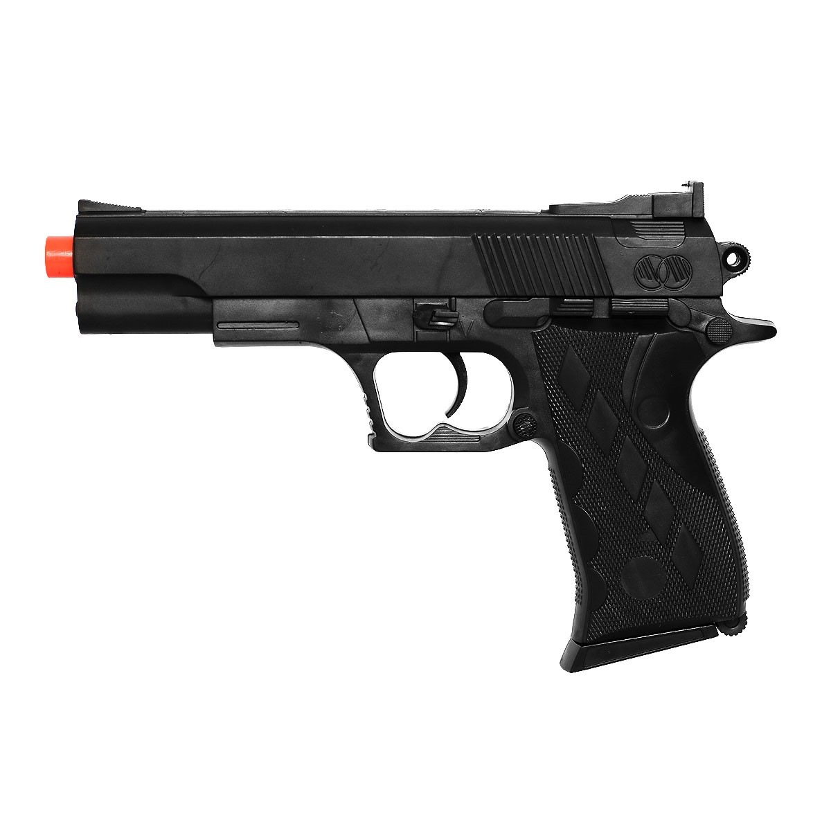 Pistola de Airsoft Vigor 1911 SW-2122A1 Mola 6mm