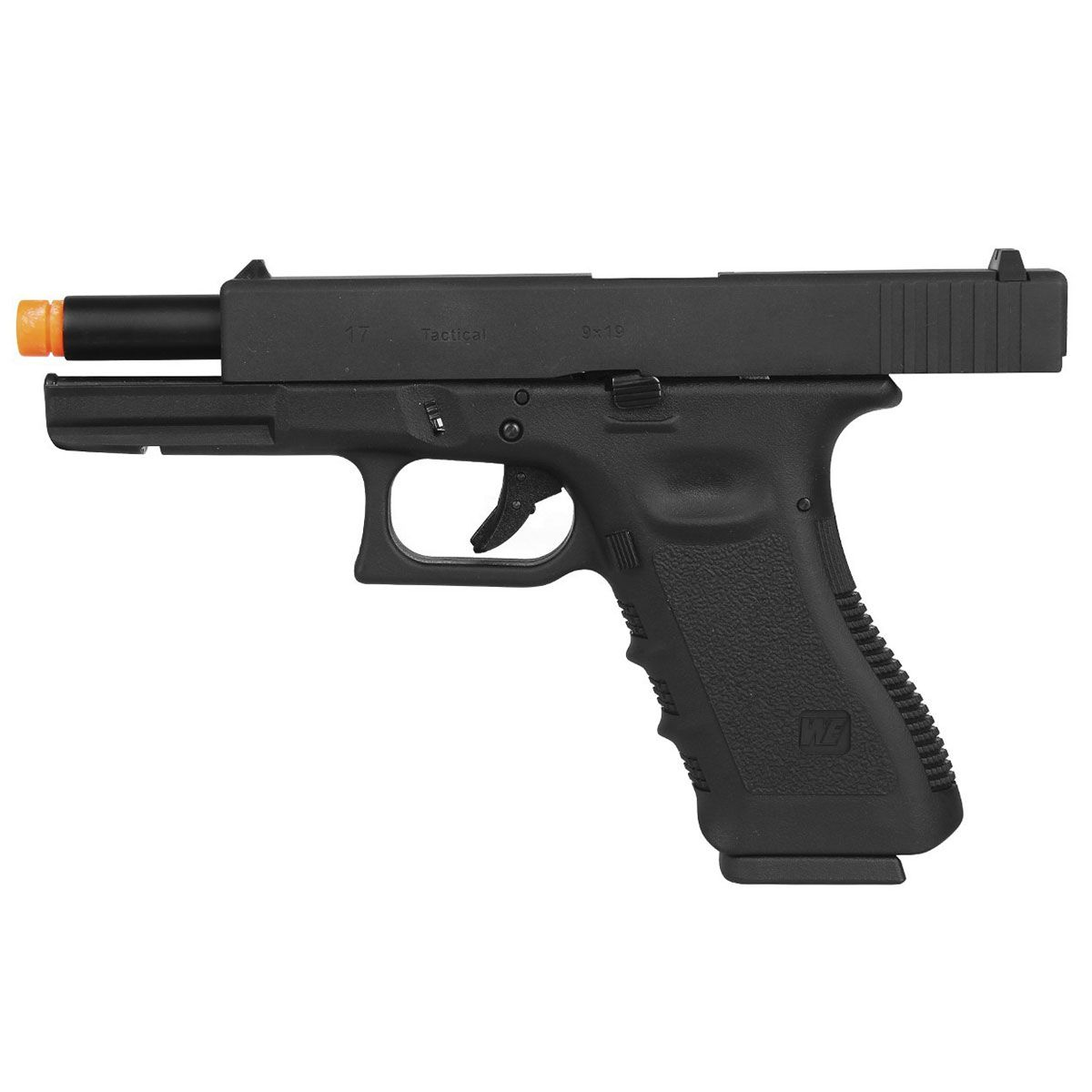 Pistola de Airsoft WE a Gás GBB G17A Blowback GEN 3 6mm