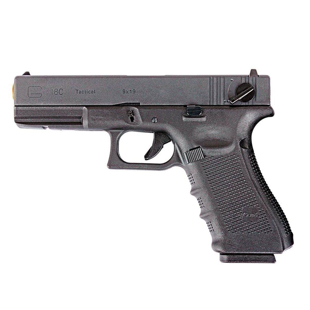 Pistola de Airsoft WE a Gás GBB G18B Blowback GEN 4 6mm